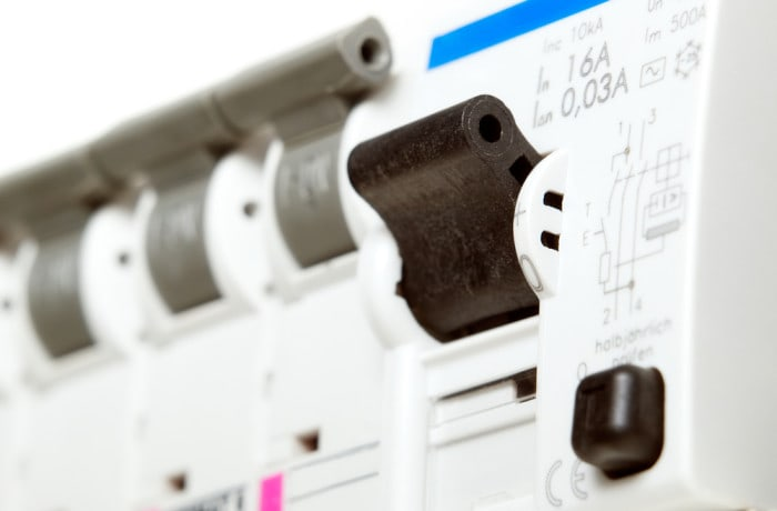 RCD Safety Switch - Fuse Contracting