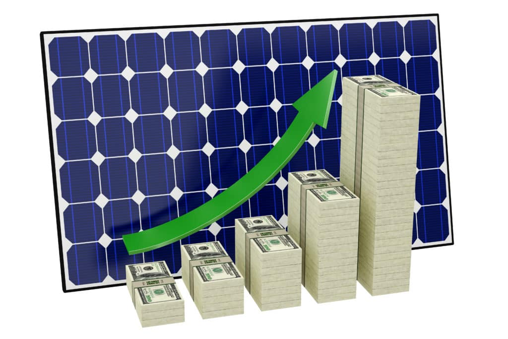 financial benefit of solar panels - fuse contracting